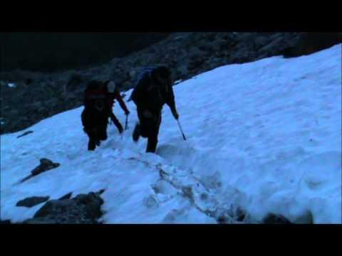 Embedded thumbnail for Gran Paradiso 4061m - De eigenlijke klim